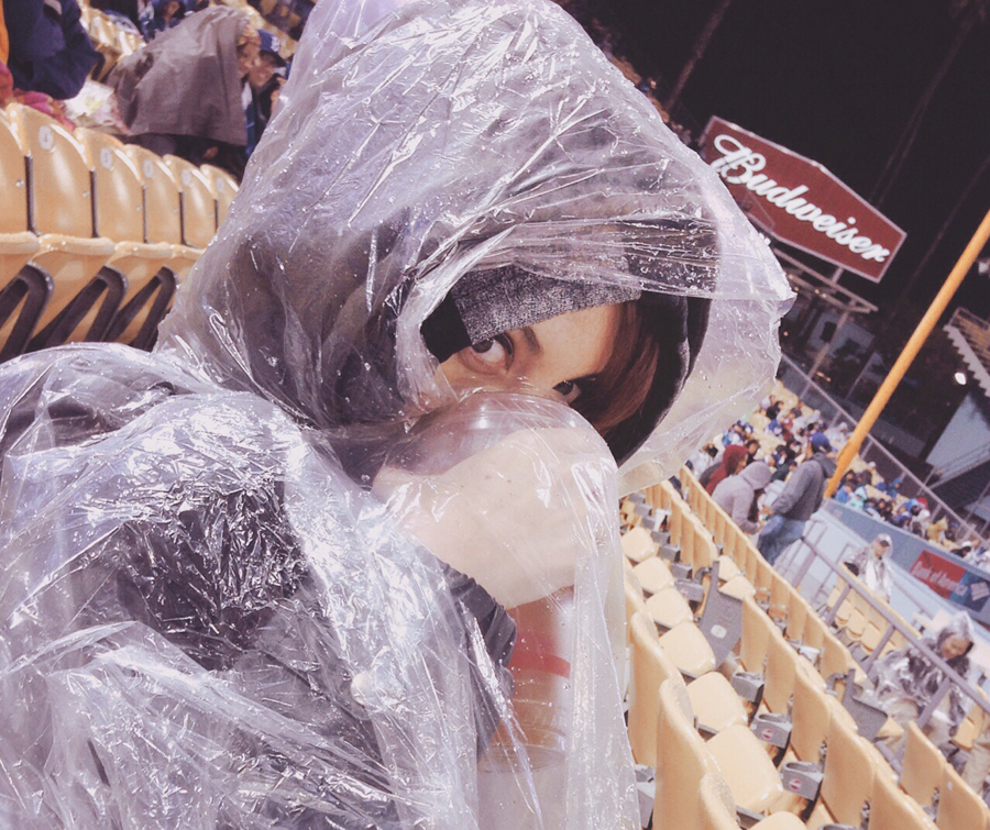 That Time I Got Rained Out of Dodger Stadium