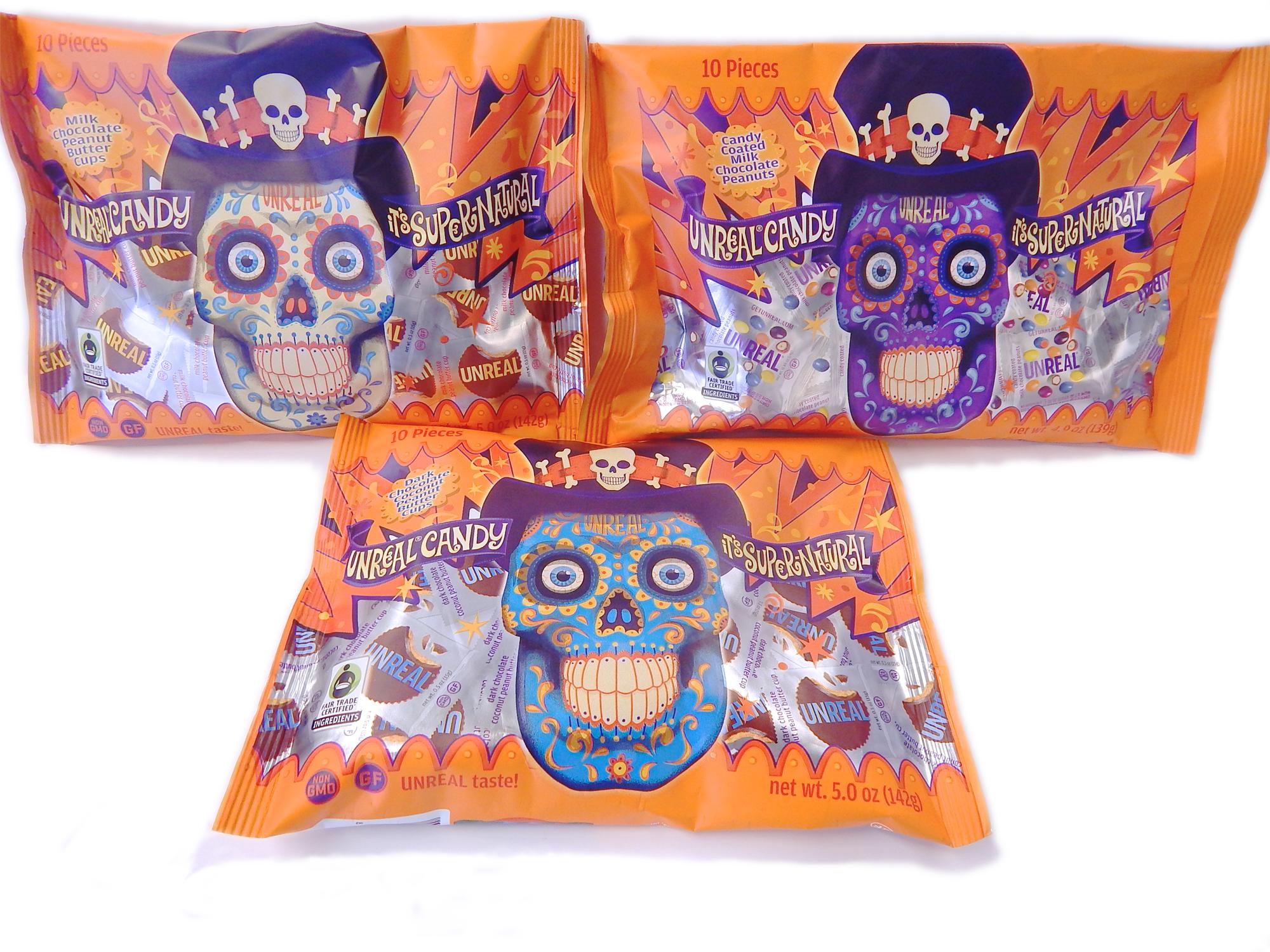 UNREAL Halloween Bags2