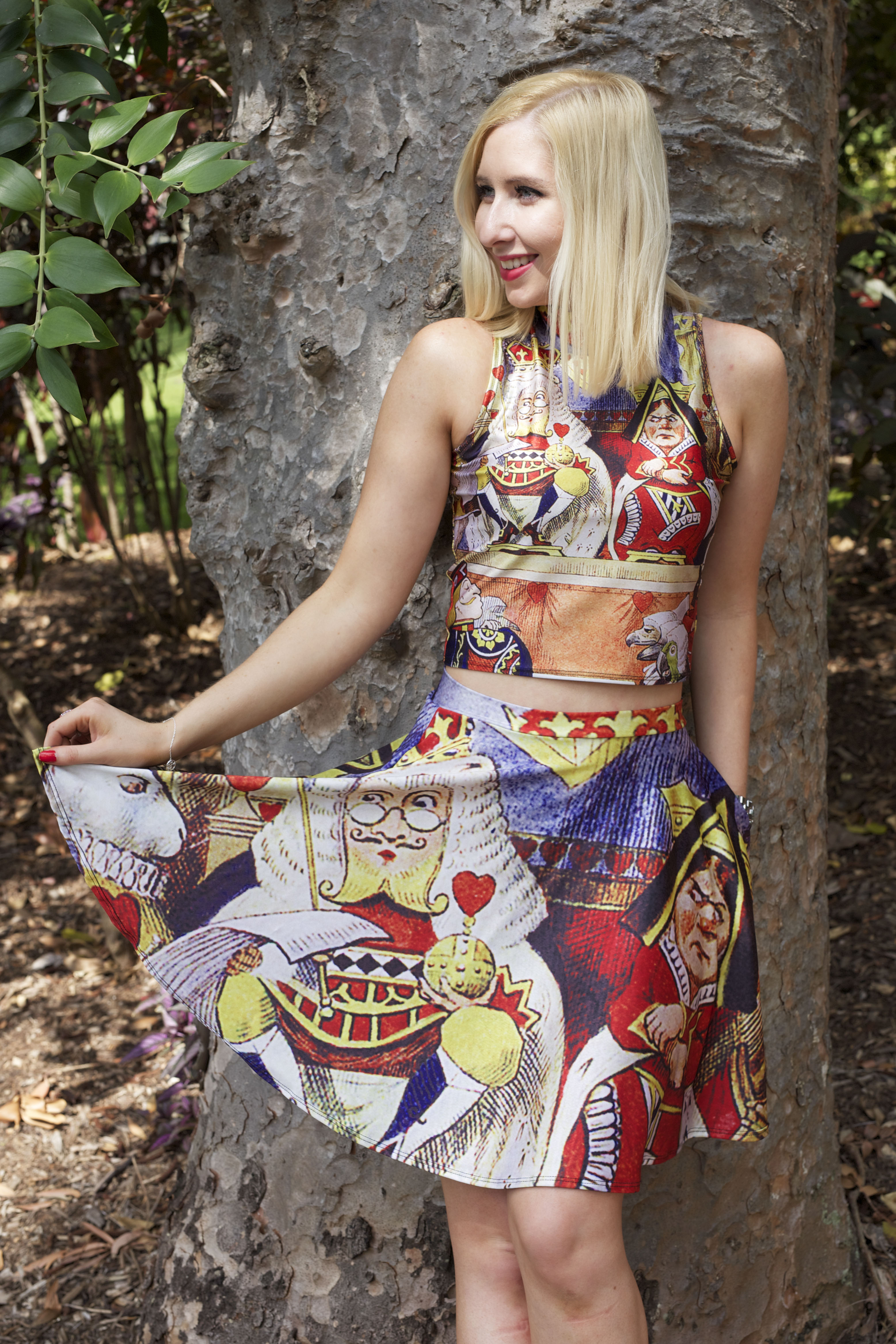 Living Dead Clothing Alice in Wonderland Collection