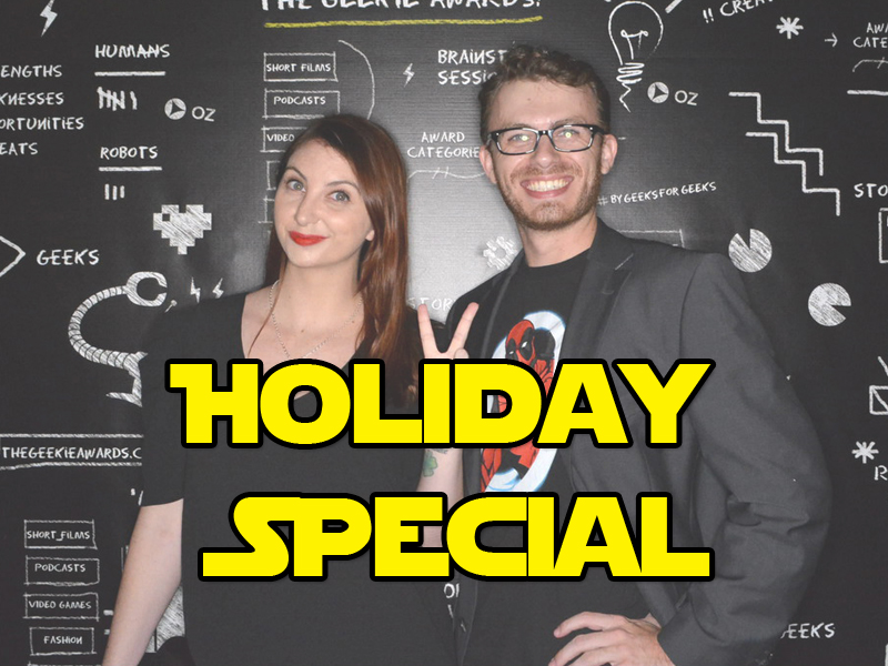 Happy Holidays from Emily & Peter!
